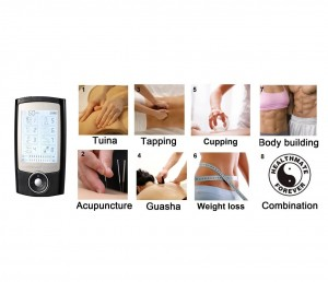Healthmate Forever Portable Handheld Best Tens Unit