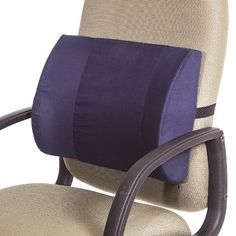 there are several lumbar support cushions that suit various needs if