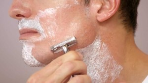 Shave With A Safety Razor
