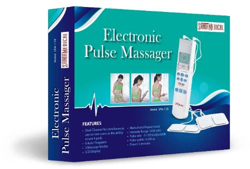 Tens Handheld - Best Electronic Pulse Massager Reviews