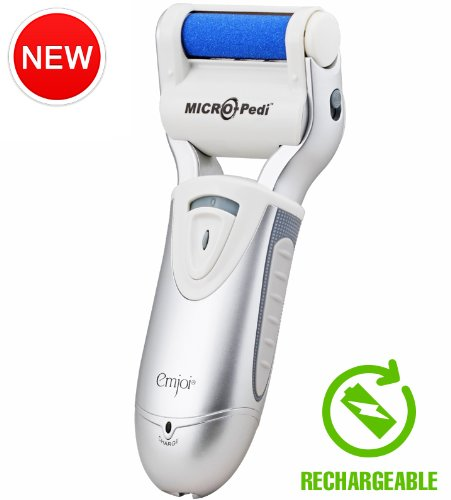 Emjoi Micro Slim Rechargeable Best Callus Remover