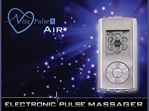 VitaPulse Air - Best Electronic Pulse Massager Reviews