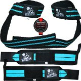 Nordic Wrist Wraps & Lifting Straps