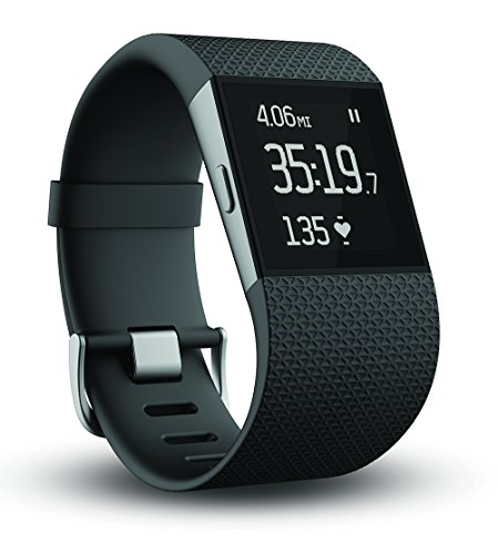 Fitbit Surge Fitness Superwatch - Best Fitness Tracker Reviews