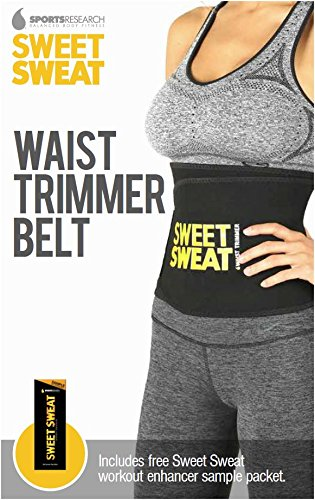 Sweet Sweat Best Waist Trimmer Belt