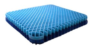 Wondergel Doublegel Gel Seat Cushion