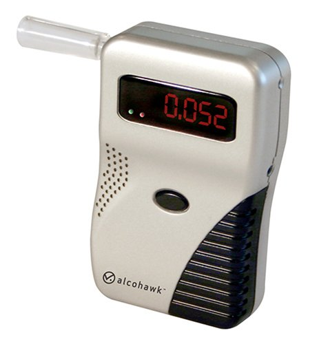 Alcohawk Precision Digital Best Portable Alcohol Breath Tester