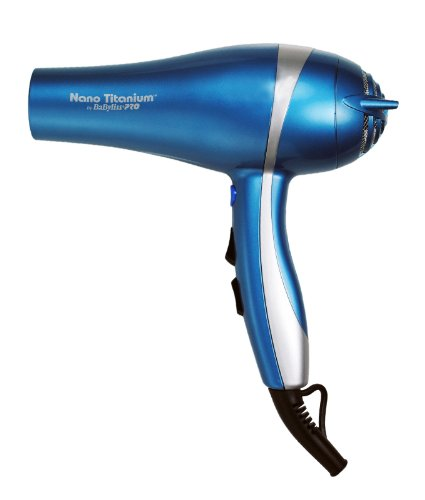 BaByliss Pro Titanium Ionic Hair Dryer