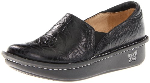 Alegria Women's debra Slip-On Nurses Shoe