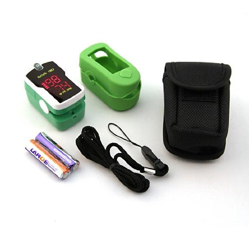 Concord Emerald Fingertip Best Pulse Oximeter Reviews