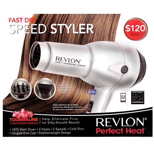 Revlon Tourmaline Ionic Ceramic - Best Hair Dryer Reviews