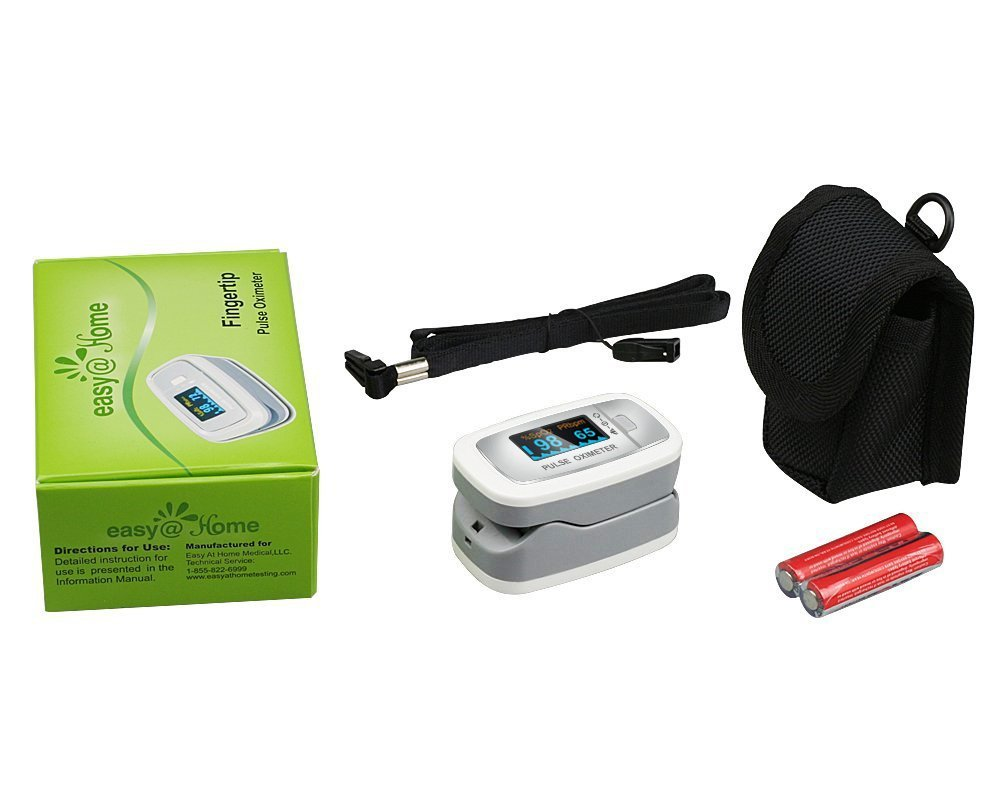 Easy Home Fingertip Pulse Oximeter