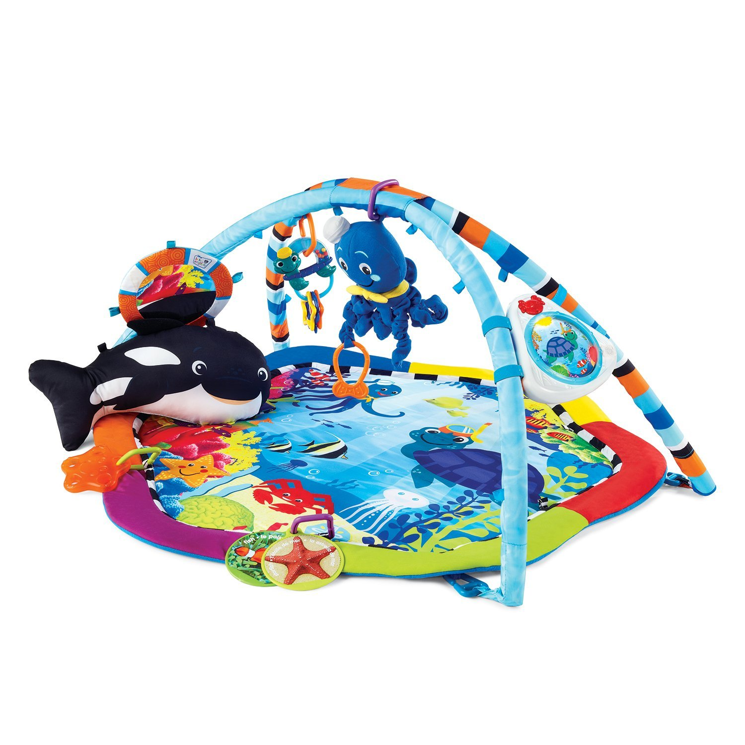 Baby Einstein Neptune Ocean Adventure Gym Baby Walker