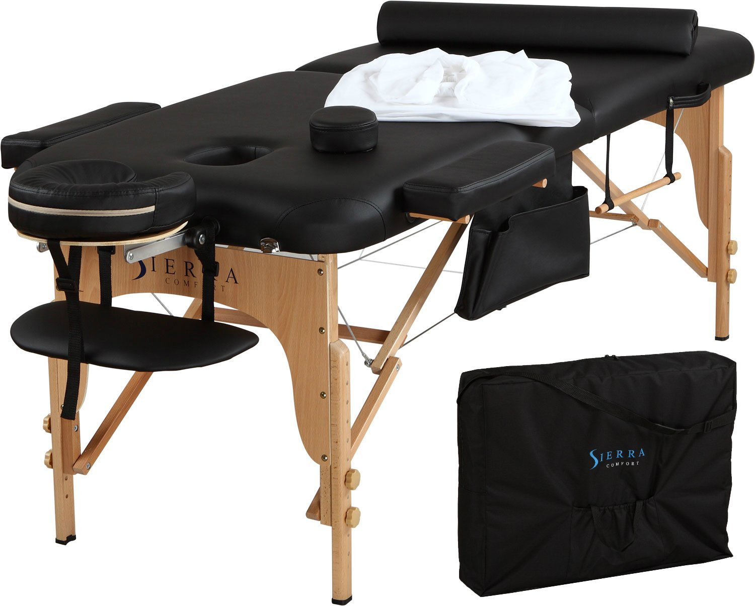 Sierra Comfort All Inclusive Best Massage Table