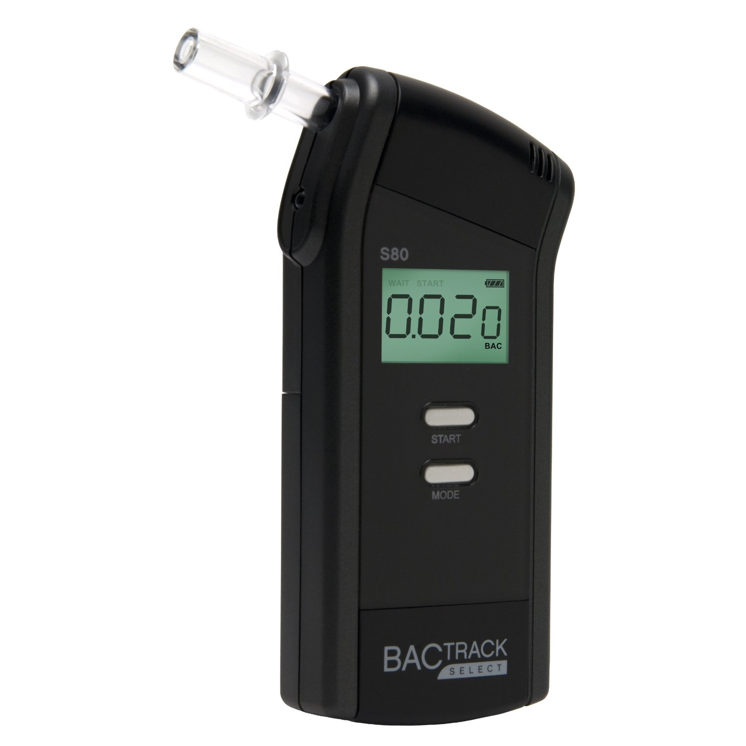 BACtrack S80 Pro Breathalyzer Best Portable Breath Alcohol Tester