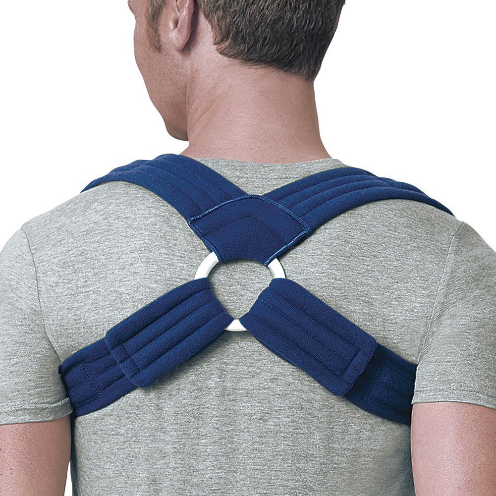 Deluxe Clavicle Support for Fractures, Sprains, Shoulder Posture