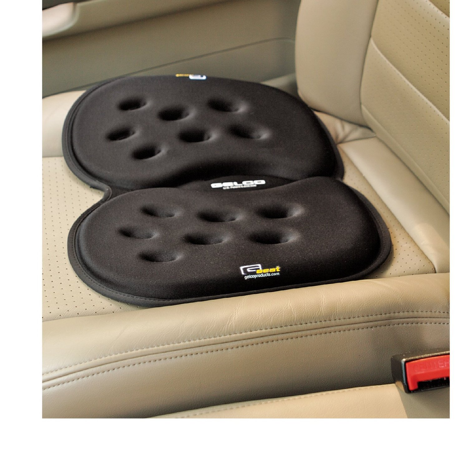 GSeat Ultra Orthopedic Comfort Cushion