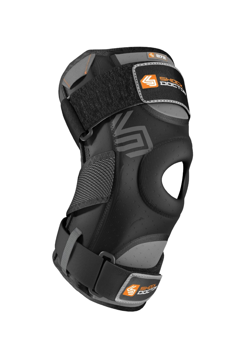 Shock Doctor Knee Support with Dual Hinges