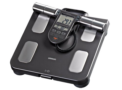 Omron Full Body Composition Monitor and Scale