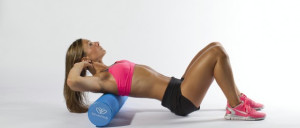 mid-back-foam Roller
