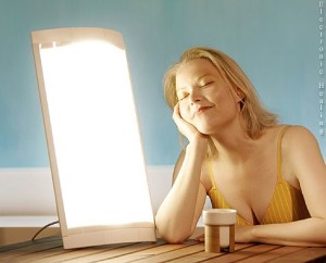 sad light therapy