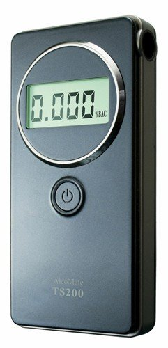 AlcoMate REVO Alcohol Breathalyzer