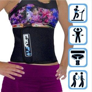 EzyFit Superior Waist Trimmer Belt
