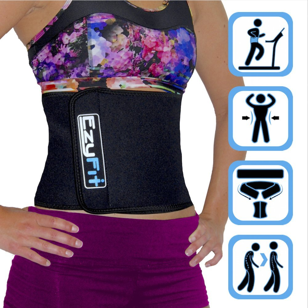 EzyFit Best Waist Trimmer Belt