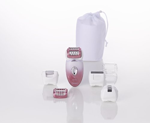 Panasonic Ladies Wet and Dry Epilator/Shaver