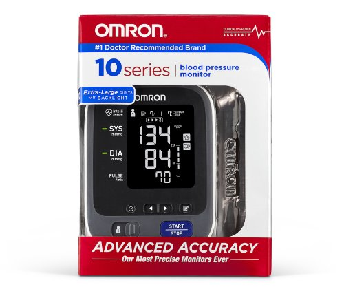 Omron 10 Series Blood Pressure Monitor