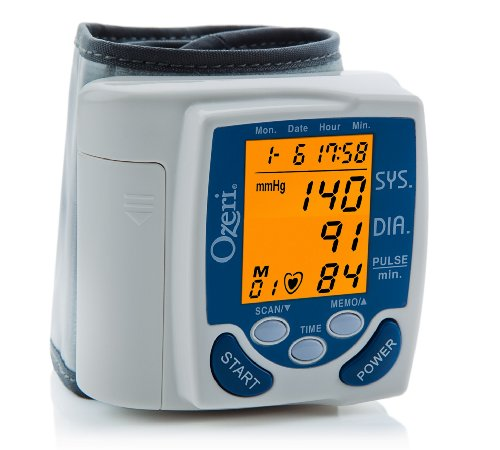 Ozeri CardioTech Blood Pressure Monitor