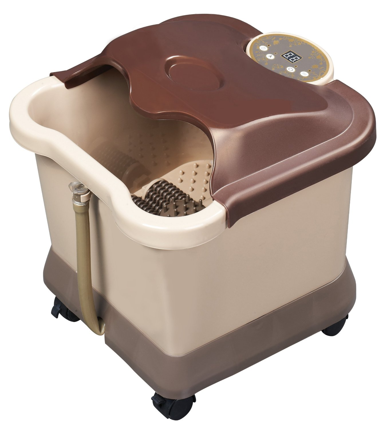 Carepeutic Foot and Leg Best Foot Spa Bath Massager