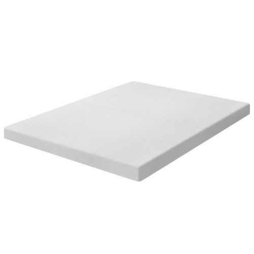 4-Inch Memory Foam Mattress Topper