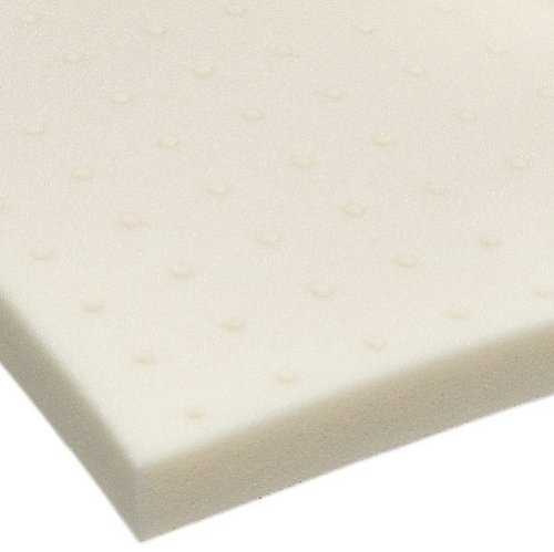 Sleep Joy 2 inch Ventilated Foam Mattress Topper