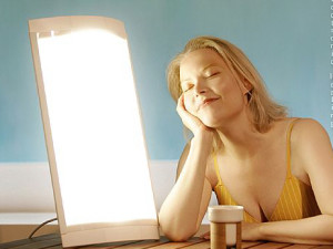 light therapy depression