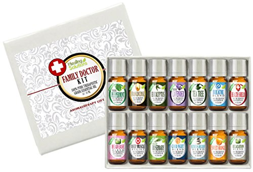 Family Doctor Essential Oil Set