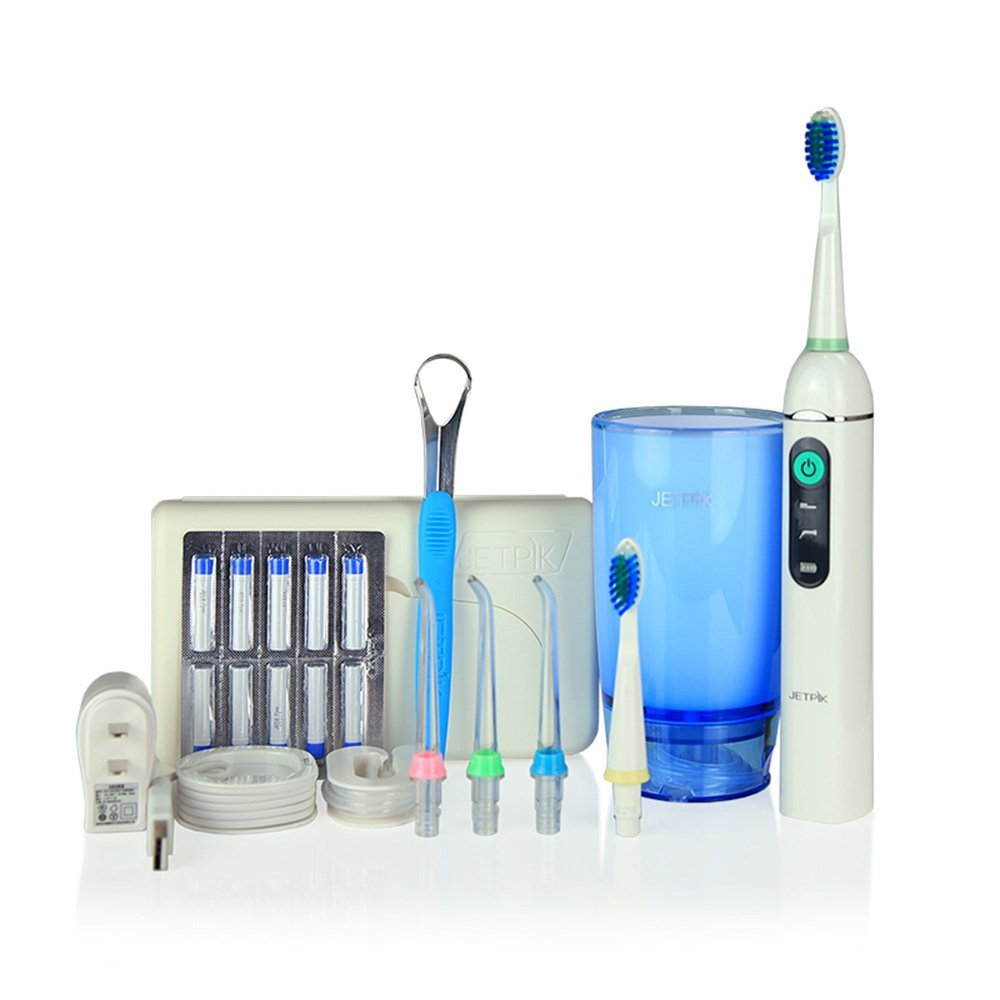 Jetpik JP200 Oral Irrigator - Best Water Flosser Reviews