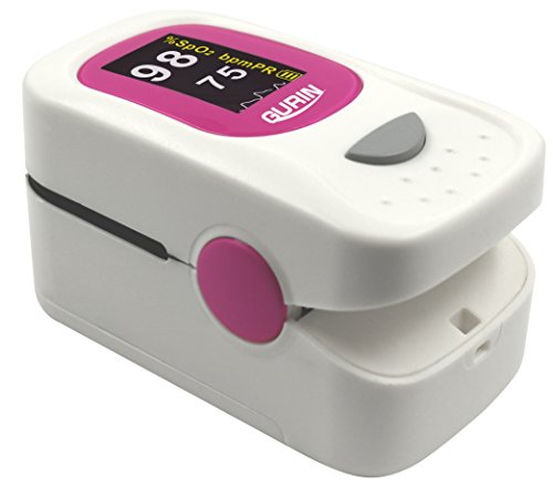 Gurin GO-410 Finger Best Pulse Oximeter Reviews