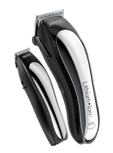 Wahl 79600-2101 Lithium Ion - Best Barber Clipper Reviews