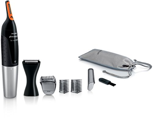 Philips Norelco 5100 - Best Nose Hair Trimmer Reviews