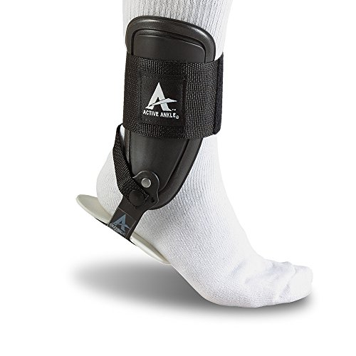 The Active Ankle T2 Rigid Ankle Brace