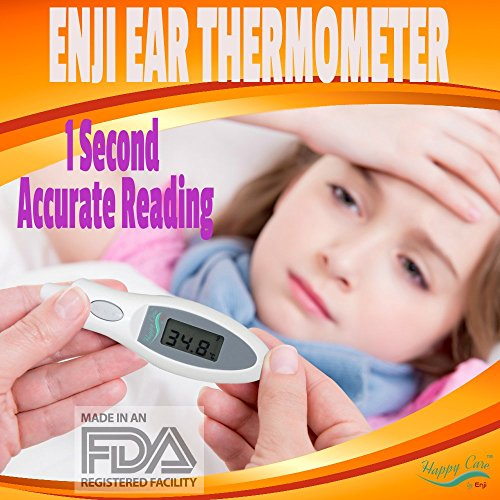 EnjiBaby Ear Infrared Thermometer