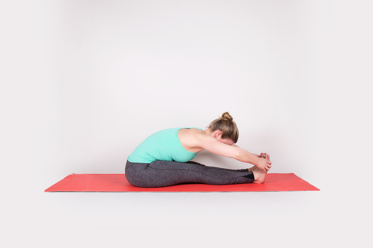 The Forward Spine Stretch