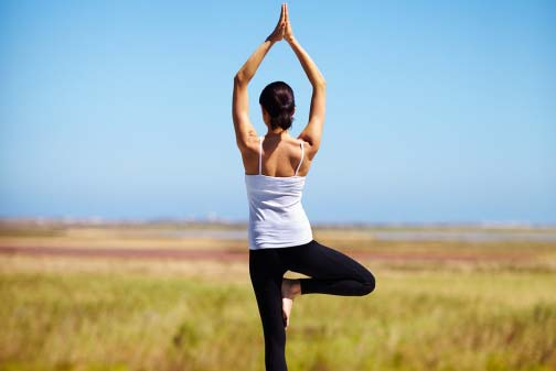 Yoga - improve your posture yoga